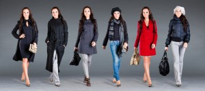 autumn winter collection  lady's clothes