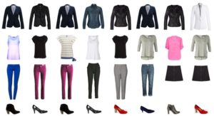 La Garde Robe Capsule Ou Minimaliste Fressine Le Blog De La Mode